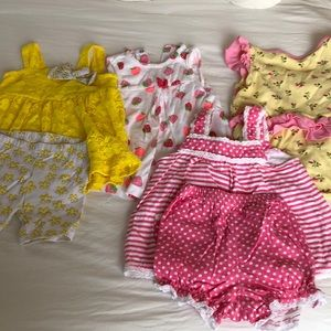 Other - Lot of baby girl outfits 12 months